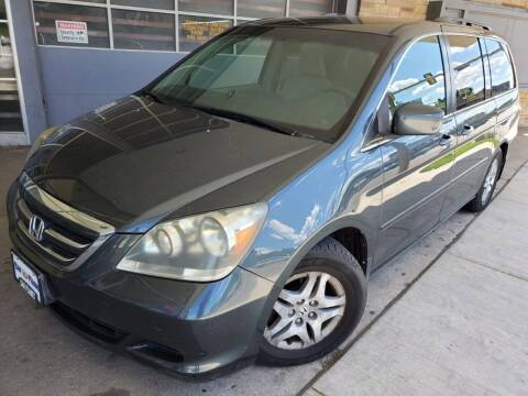 2006 Honda Odyssey for sale at Car Planet Inc. in Milwaukee WI