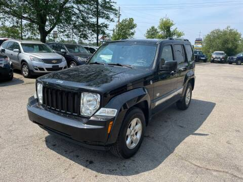2011 Jeep Liberty for sale at Dean's Auto Sales in Flint MI