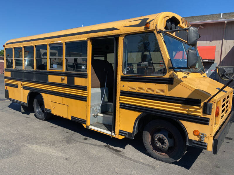 2000 BlueBird 23.5'SchoolBuss for sale at Dorn Brothers Truck and Auto Sales in Salem OR