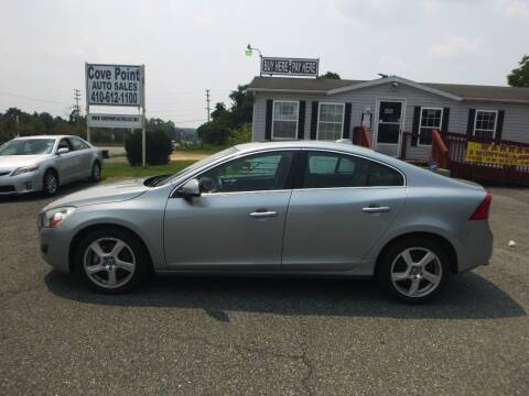 2013 Volvo S60 for sale at Cove Point Auto Sales in Joppa MD