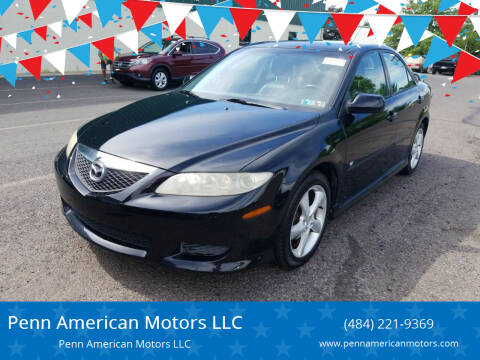 2005 Mazda MAZDA6 for sale at Penn American Motors LLC in Allentown PA