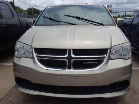 2012 Dodge Grand Caravan for sale at Auto Haus Imports in Grand Prairie TX