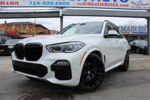 2020 BMW X5 for sale at MIKEY AUTO INC in Hollis NY