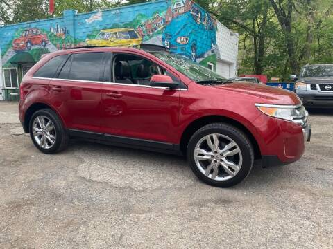 2013 Ford Edge for sale at Showcase Motors in Pittsburgh PA
