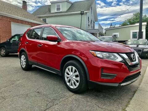 2017 Nissan Rogue for sale at Real Auto Shop Inc. in Somerville MA