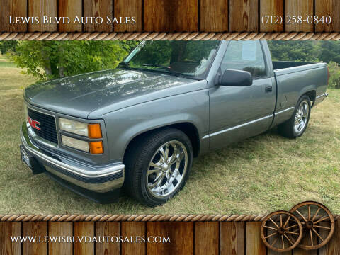 1989 Chevrolet C/K 1500 Series for sale at Lewis Blvd Auto Sales in Sioux City IA