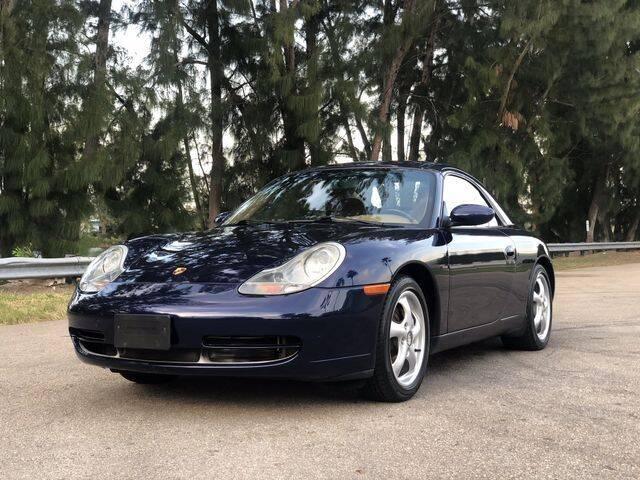 2001 Porsche 911 for sale at Exclusive Impex Inc in Davie FL