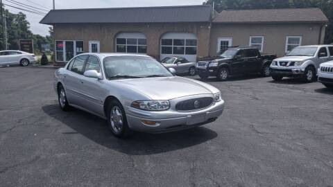 2002 Buick LeSabre for sale at Worley Motors in Enola PA