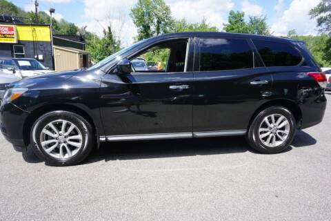 2015 Nissan Pathfinder for sale at Bloom Auto in Ledgewood NJ