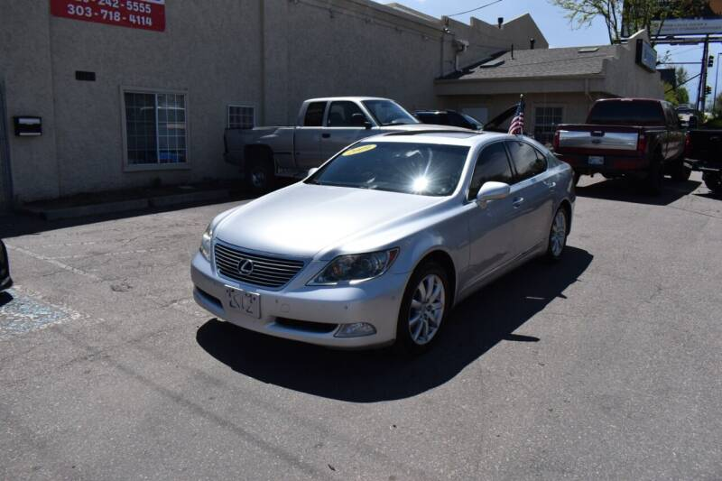 2009 Lexus LS 460 for sale at Good Deal Auto Sales LLC in Denver CO