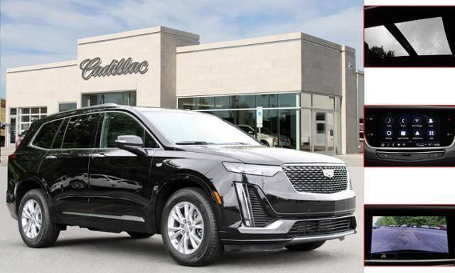 2022 Cadillac XT6 Luxury
