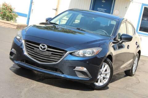 2014 Mazda MAZDA3 for sale at Dynamics Auto Sale in Highland IN