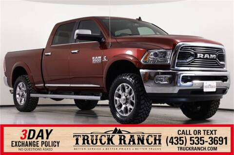 2017 RAM Ram Pickup 3500 for sale at Truck Ranch in Logan UT