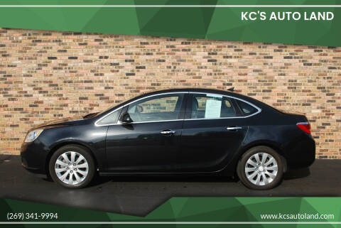 2014 Buick Verano for sale at KC'S Auto Land in Kalamazoo MI