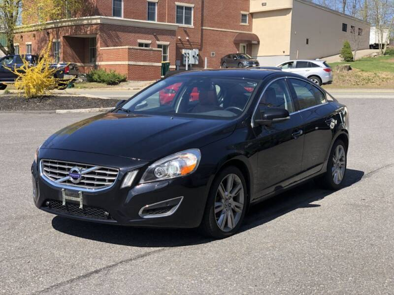 2012 Volvo S60 for sale at LARIN AUTO in Norwood MA