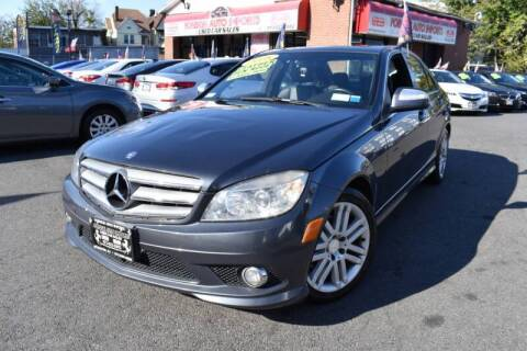 2008 Mercedes-Benz C-Class for sale at Foreign Auto Imports in Irvington NJ