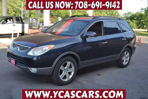 2008 Hyundai Veracruz for sale at Your Choice Autos - Crestwood in Crestwood IL