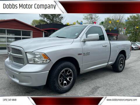 2014 RAM Ram Pickup 1500 for sale at Dobbs Motor Company in Springdale AR