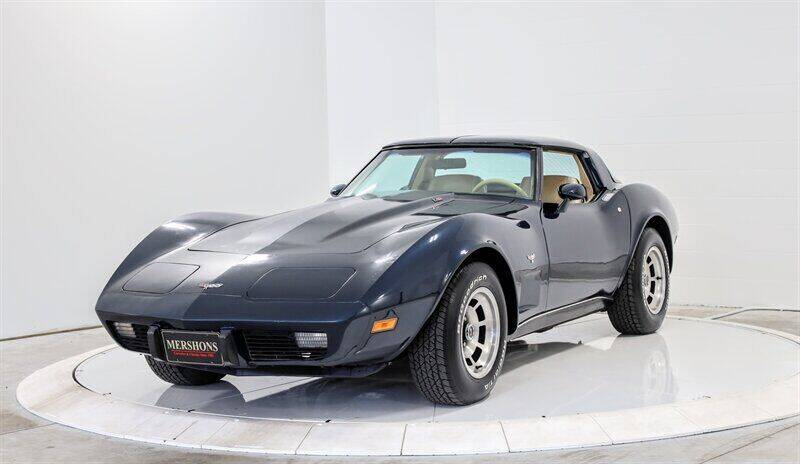 1979 Chevrolet Corvette for sale at Mershon's World Of Cars Inc in Springfield OH
