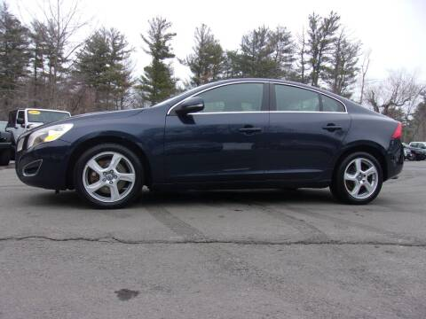 2013 Volvo S60 for sale at Mark's Discount Truck & Auto Sales in Londonderry NH