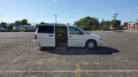 1998 Ford Windstar for sale at BT Mobility LLC in Wrightstown NJ