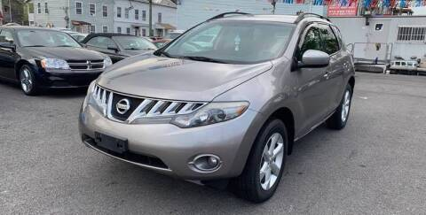 2009 Nissan Murano for sale at 21st Ave Auto Sale in Paterson NJ