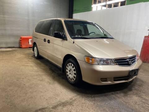 2002 Honda Odyssey for sale at Z Motorz Company in Philadelphia PA