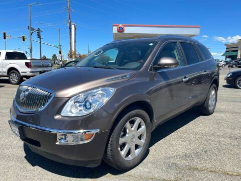 2009 Buick Enclave for sale at Deruelle's Auto Sales in Shingle Springs CA