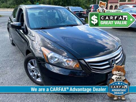 2011 Honda Accord for sale at High Rated Auto Company in Abingdon MD