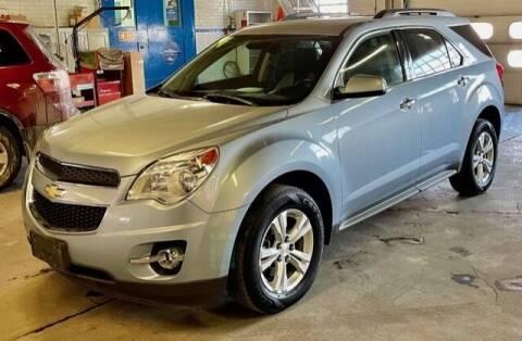 2014 Chevrolet Equinox for sale at Reinecke Motor Co in Schuyler NE