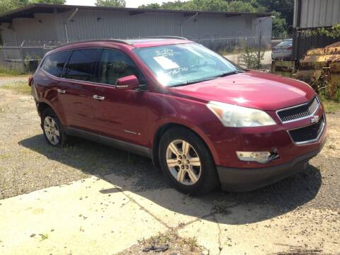 2009 Chevrolet Traverse for sale at ASAP Car Parts in Charlotte NC