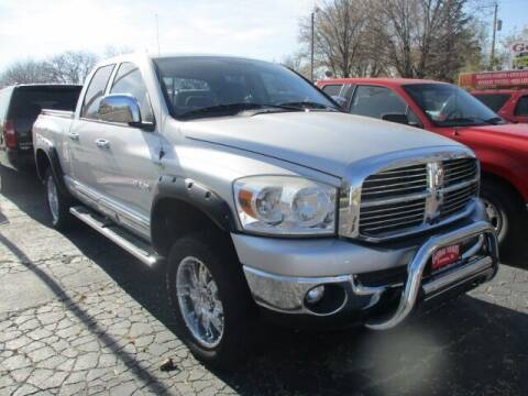 2008 Dodge Ram Pickup 1500 for sale at GENOA MOTORS INC in Genoa IL