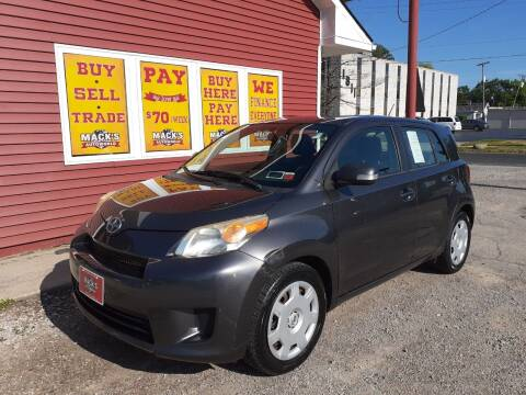 2009 Scion xD for sale at Mack's Autoworld in Toledo OH