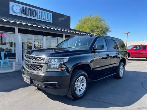 2019 Chevrolet Tahoe for sale at Auto Hall in Chandler AZ