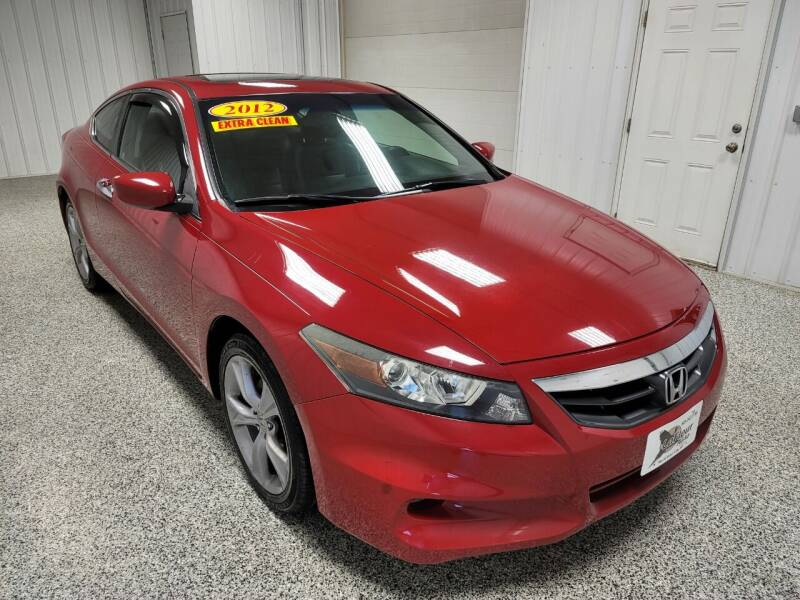 2012 Honda Accord for sale at LaFleur Auto Sales in North Sioux City SD