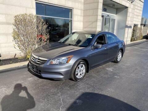 2012 Honda Accord for sale at Cappellino Cadillac in Williamsville NY