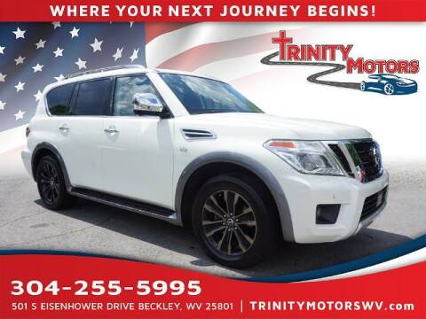 2018 Nissan Armada for sale at Trinity Motors in Beckley WV