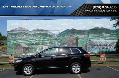 2011 Mazda CX-9 for sale at EAST VALDESE MOTORS / VINSON AUTO GROUP in Valdese NC