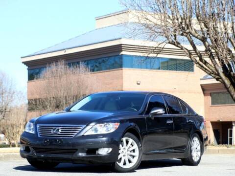 2010 Lexus LS 460 for sale at Carma Auto Group in Duluth GA