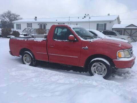 1998 Ford F-150 for sale at Paramount Motors in Taylor MI