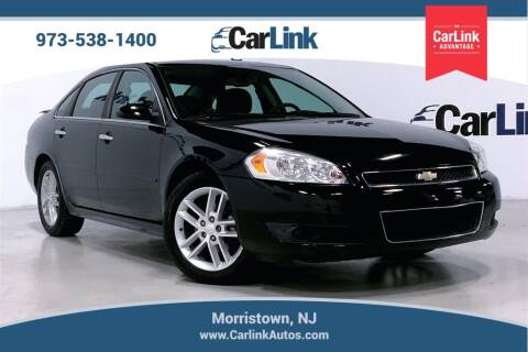 2016 Chevrolet Impala Limited for sale at CarLink in Morristown NJ