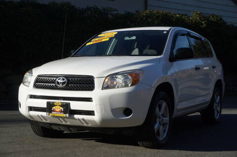 2008 Toyota RAV4 for sale at West Coast Auto Works in Edmonds WA