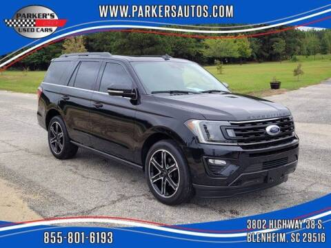 2019 Ford Expedition for sale at Parker's Used Cars in Blenheim SC