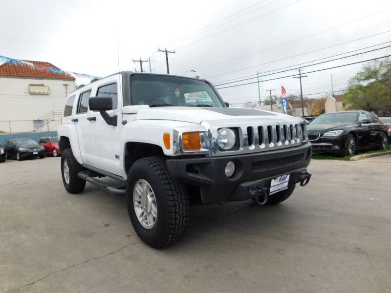 2006 HUMMER H3 for sale at AMD AUTO in San Antonio TX