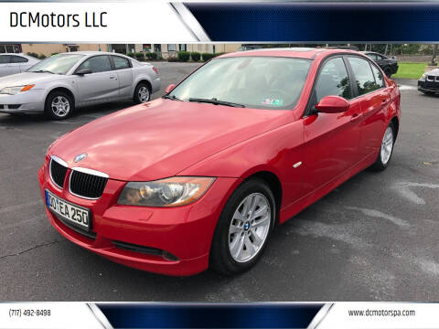 2007 BMW 3 Series for sale at DCMotors LLC in Mount Joy PA