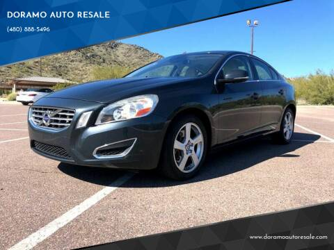 2012 Volvo S60 for sale at DORAMO AUTO RESALE in Glendale AZ