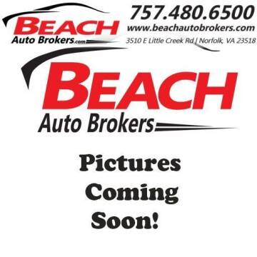 2015 Ford Fusion Hybrid for sale at Beach Auto Brokers in Norfolk VA