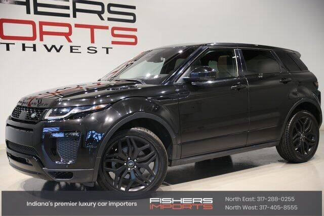 2017 Land Rover Range Rover Evoque for sale in Fishers, IN