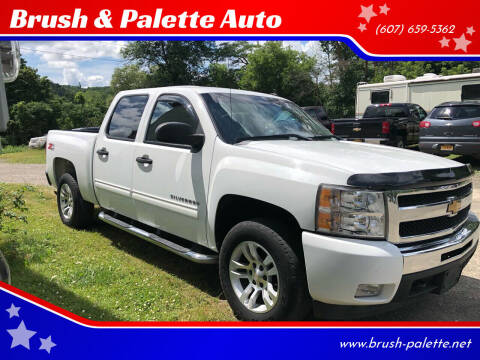 2011 Chevrolet Silverado 1500 for sale at Brush & Palette Auto in Candor NY