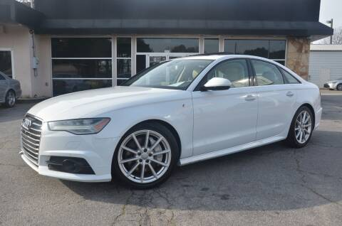 2017 Audi A6 for sale at Amyn Motors Inc. in Tucker GA